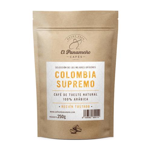 café natural Colombia