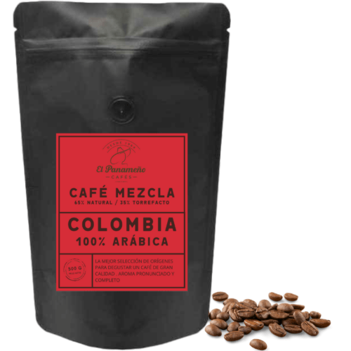cafe colombia 100% arábica