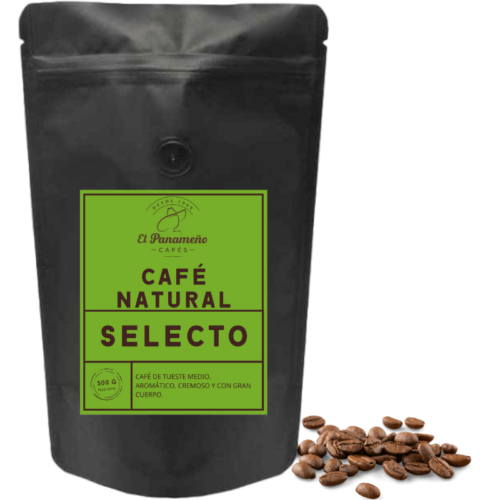 cafe natural selecto