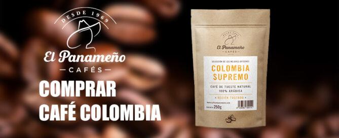 comprar Café Colombia Madrid