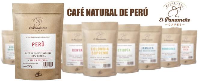 café arábica de perú