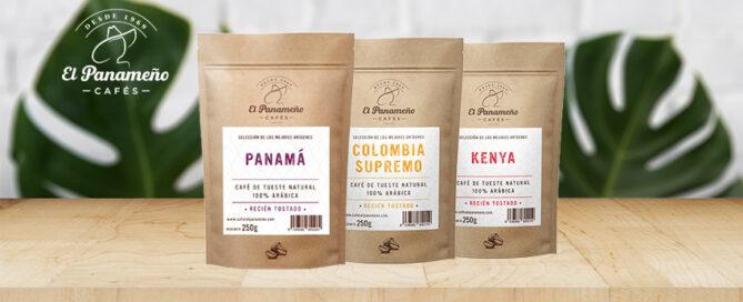 Pack degustación café